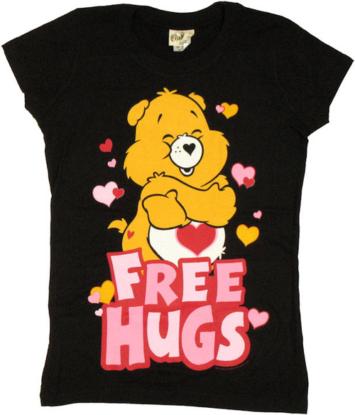Care Bears Free Hugs Baby Tee