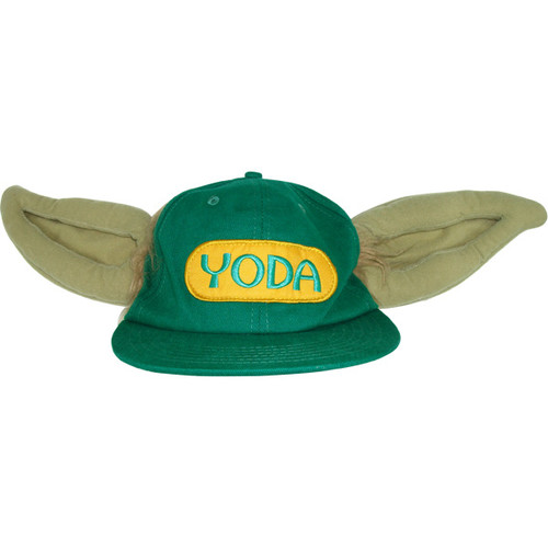 22d2c49f0c5ab Star Wars Yoda Ears Hat