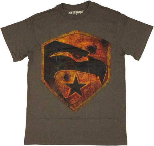 GI Joe Retaliation Insignia T Shirt