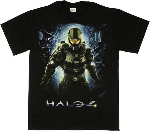 Halo 4 Master Chief T Shirt
