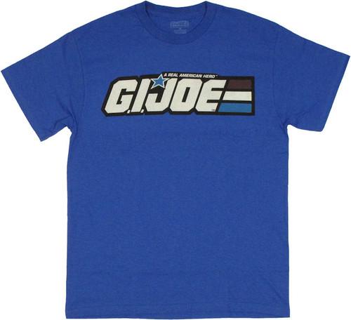 GI Joe Classic Logo T Shirt