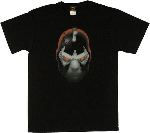 Bane Comic Head T Shirt