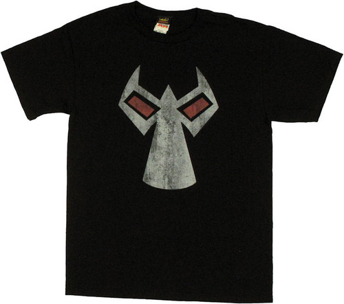 Bane Comic Face T Shirt