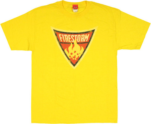 Firestorm Shield T Shirt