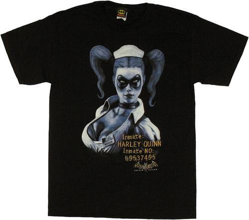 Harley Quinn Inmate T Shirt