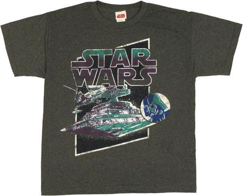 Star Wars Star Destroyer Youth T Shirt