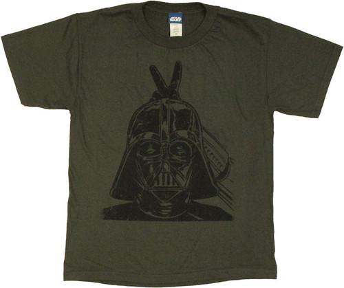 Star Wars V for Vader Youth T Shirt