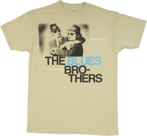 Blues Brothers Spray T Shirt