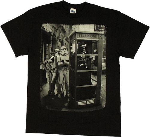 Star Wars Phone Hog T Shirt