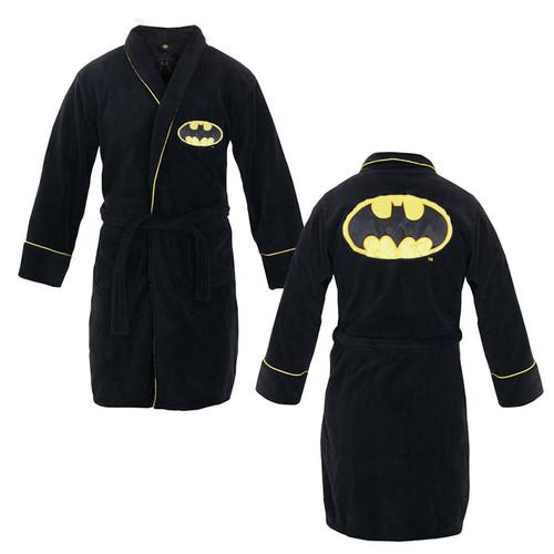 Batman Terrycloth Robe