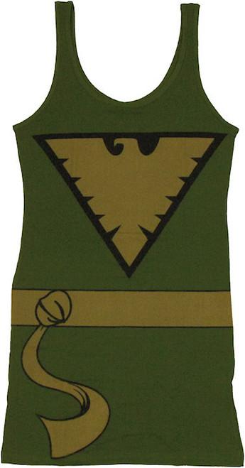 X Men Phoenix Costume Tank Top Dress