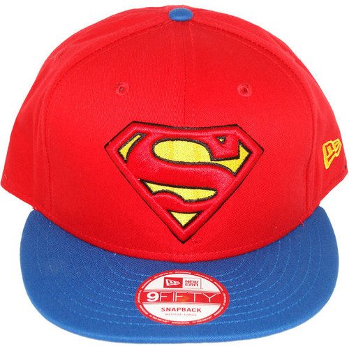 Superman Logo 9Fifty Hat