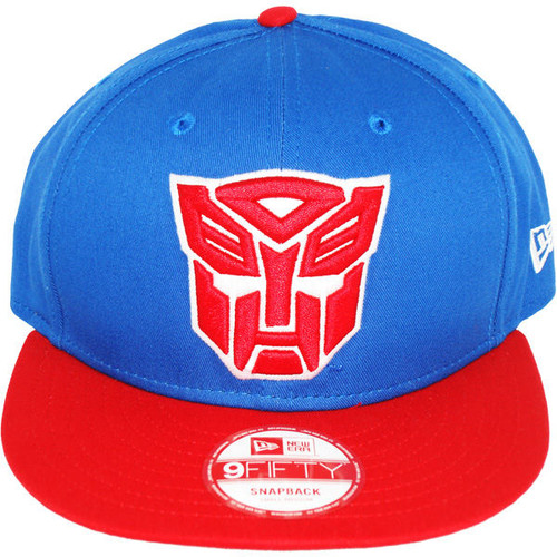 b7591b4be507e Transformers Autobot Logo 9Fifty Hat