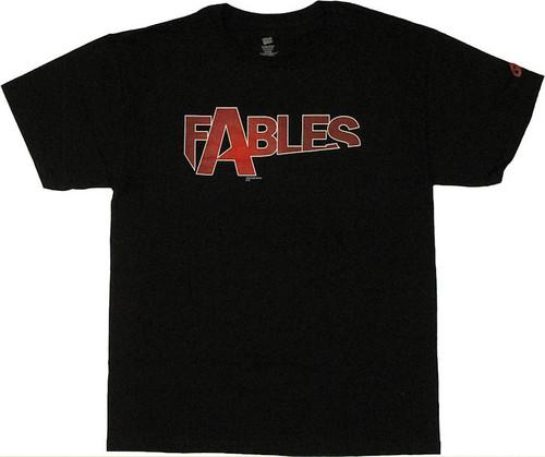 Fables Logo T Shirt