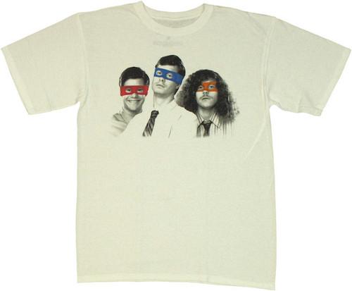 Workaholics Masks T Shirt