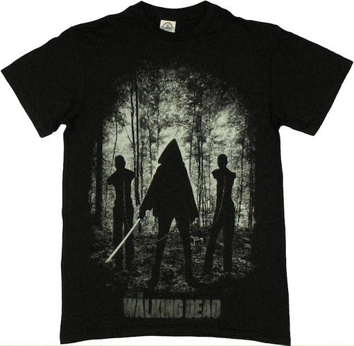 Walking Dead Michonne Introduction T Shirt