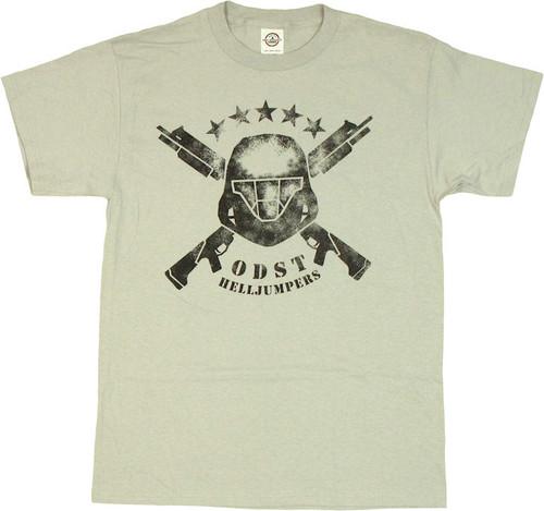 Halo ODST Helljumpers T Shirt