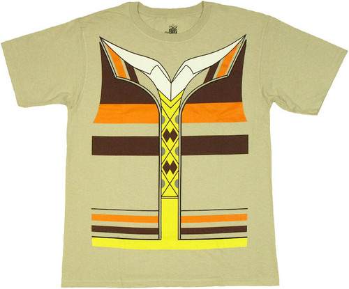 Big Bang Theory Raj Costume T Shirt