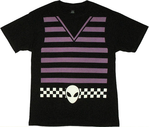 Big Bang Theory Howard Costume T Shirt