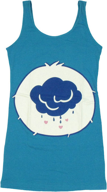 Care Bears Grumpy Bear Tank Top Dress