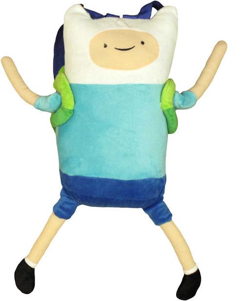 Adventure Time Finn Plush Backpack