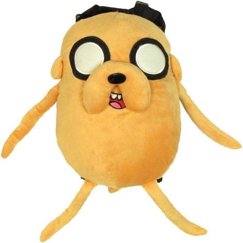 Adventure Time Jake Plush Backpack
