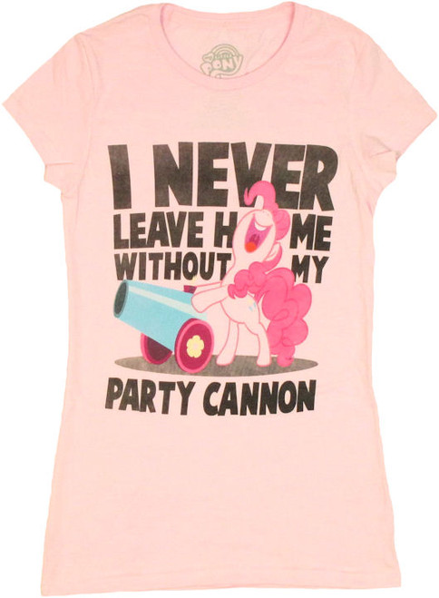 My Little Pony Party Cannon Baby Tee