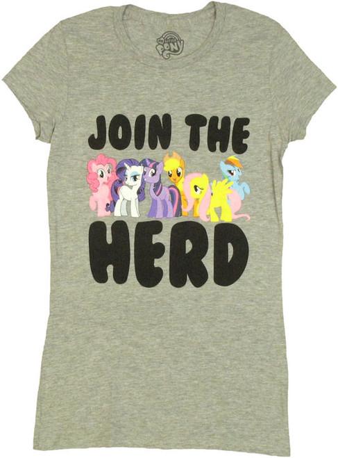My Little Pony Join Herd Baby Tee