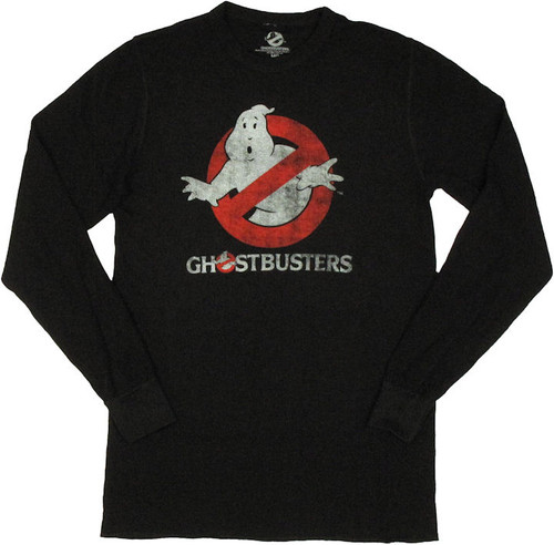 Ghostbusters Thermal Long Sleeve T Shirt