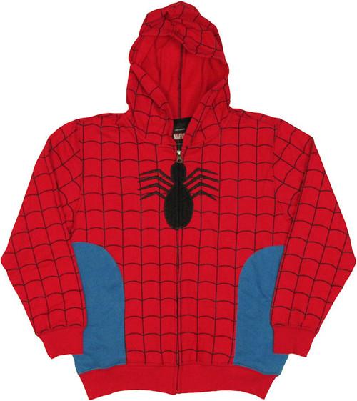 Spiderman Youth Hoodie