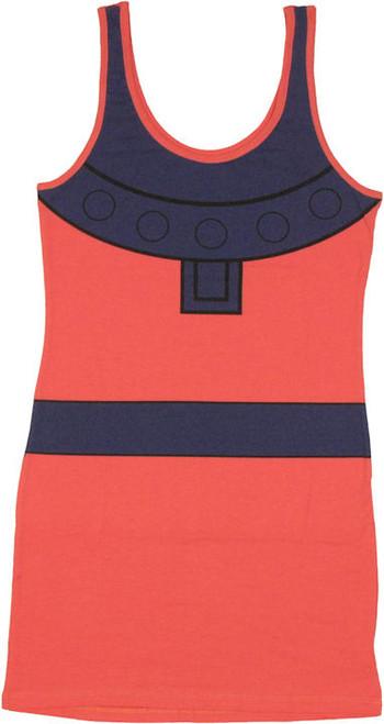 X Men Magneto Costume Tank Top Dress