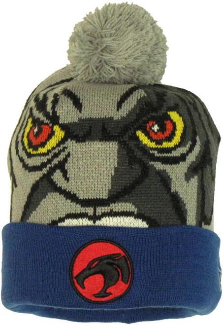 Thundercats Panthro Woven Head Cuff Beanie