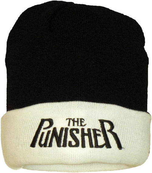 Punisher Flip Up Beanie
