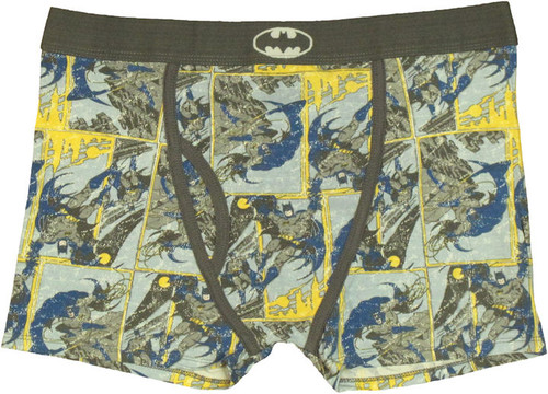 Batman Panel Collage Boxer Briefs