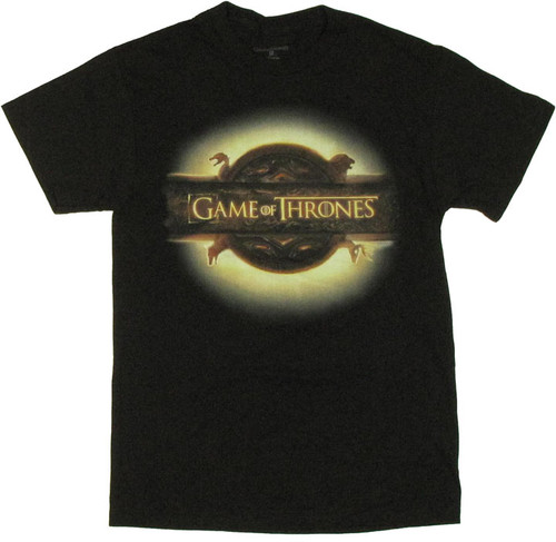 Game of Thrones Logo T Shirt
