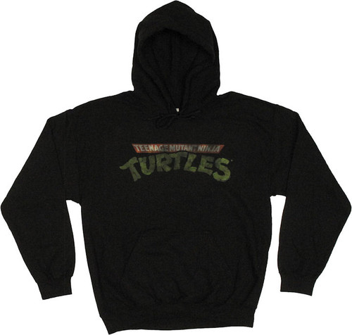 Ninja Turtles Vintage Logo Hoodie