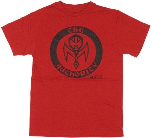 True Blood Vampire Authority Logo T Shirt
