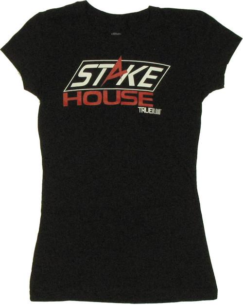 True Blood Stake House Baby Tee