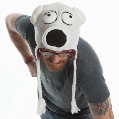 Family Guy Brian Lapland Beanie
