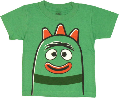 Yo Gabba Gabba Brobee Toddler T Shirt