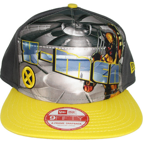 44676a532feab X Men Wolverine Poster Hat