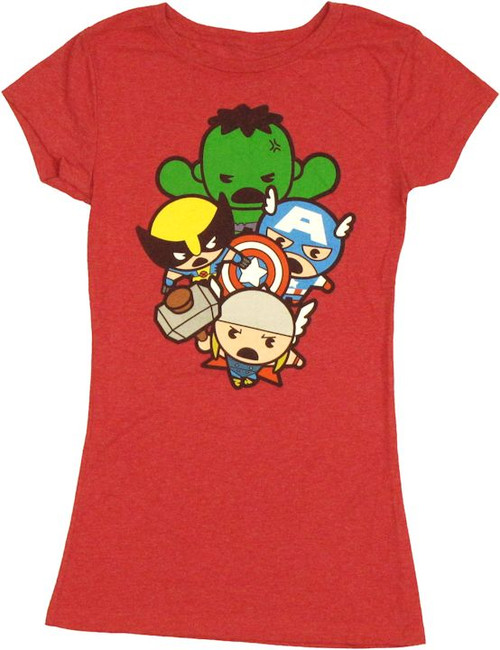 Avengers Toys Group Baby Tee
