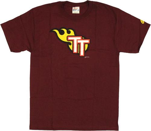 Teen Titans Logo T Shirt