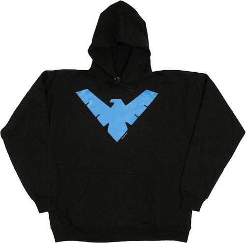 Nightwing Logo Hoodie