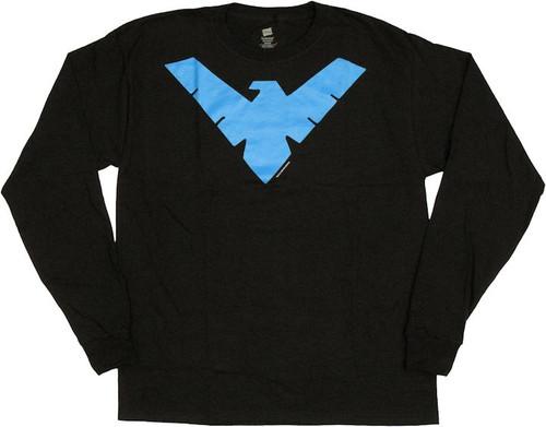 Nightwing Long Sleeve T Shirt