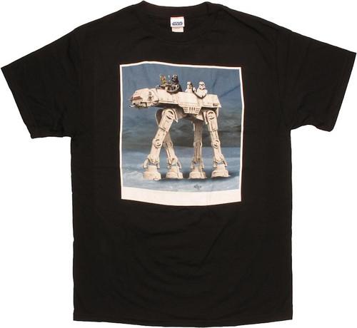 Star Wars Dark Side Ride T Shirt