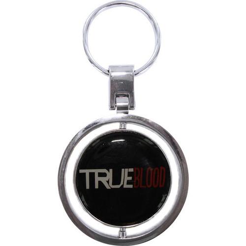 True Blood Spinner Keychain