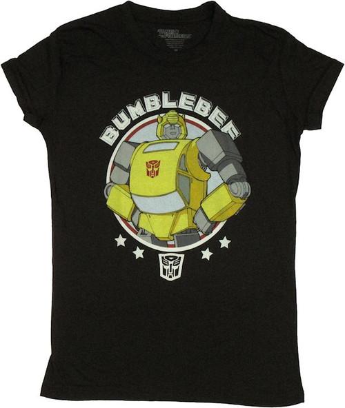 Transformers Bumblebee Baby Tee