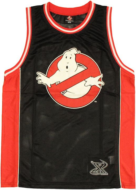 0c941a775672 Ghostbusters Basketball Jersey