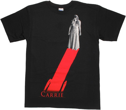 Carrie Red Shadow T Shirt